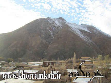 تصاویر روستای خرمکوه نمای 1