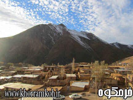 تصاویر روستای خرمکوه نمای 2
