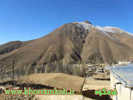 تصاویر روستای خرمکوه نمای 6