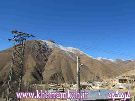 تصاویر روستای خرمکوه نمای7